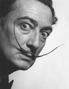 Dali Moustache