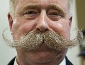 Hungarian Moustache