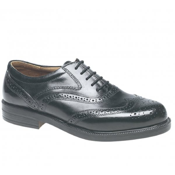 Mens-Soft-Leather-Wingtip-Oxford-Padded-Lace-Up-Formal-Office-Brogue-Shoes-Black