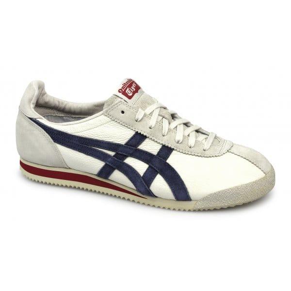 asics tiger corsair vintage running sneaker