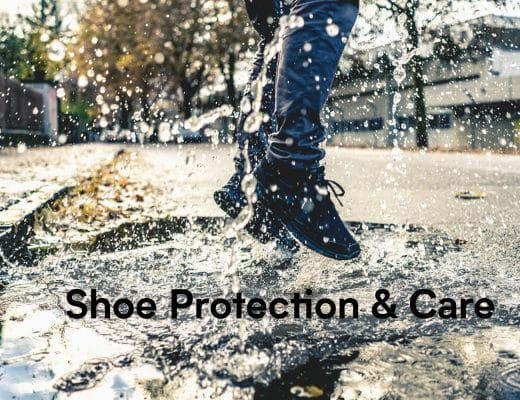 Shoe Protection & Care