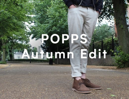Popps Autumn Edit Blog Post