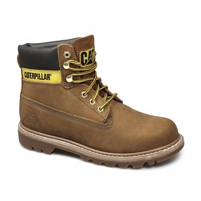 068262b60faa3d Caterpillar COLORADO Mens Wide-Fit Work Boots Sundance | DesertBoots