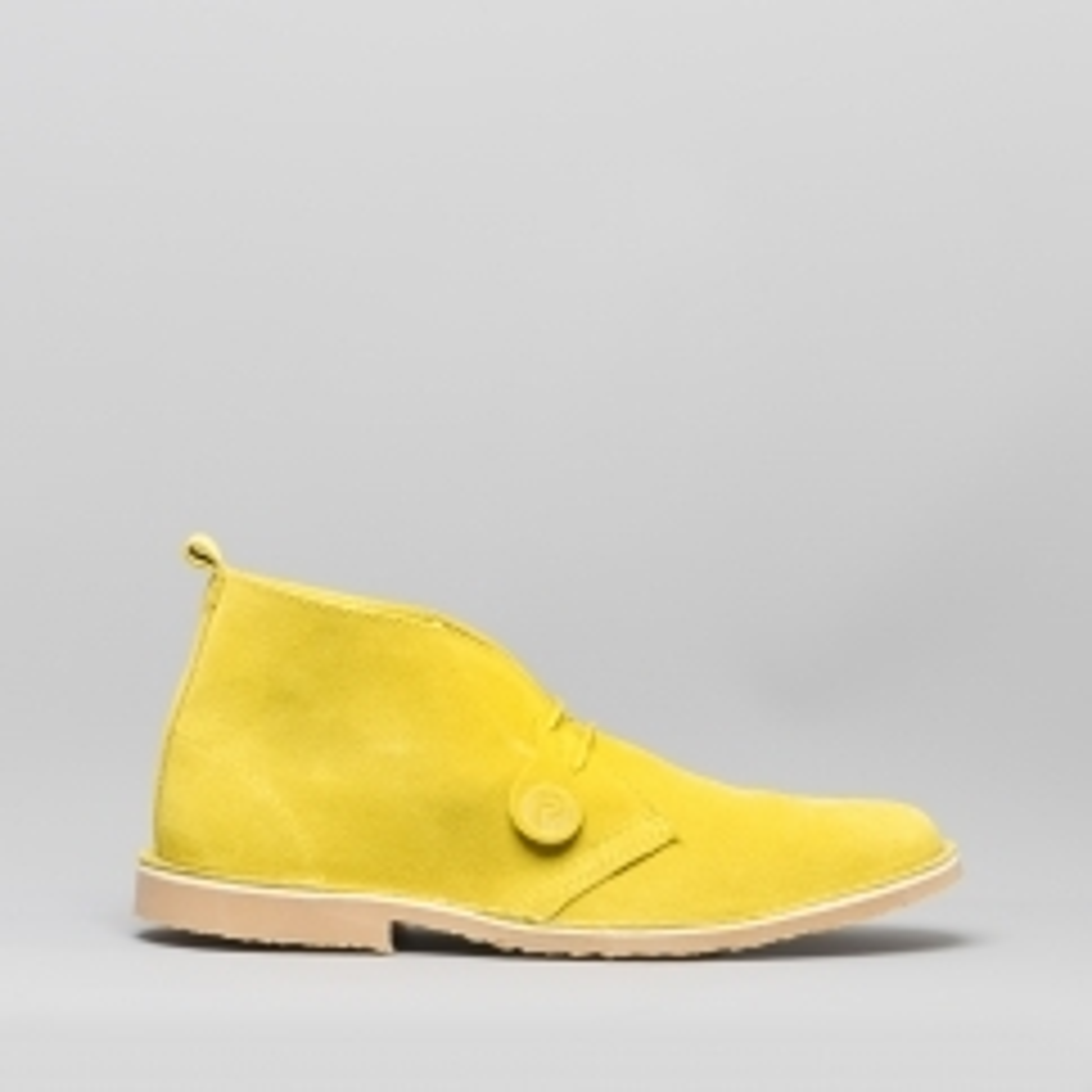 194d8c522337 COLOUR 2.0 Unisex Suede Desert Boots Mustard Yellow