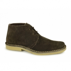 BRENDON Mens Dark Brown