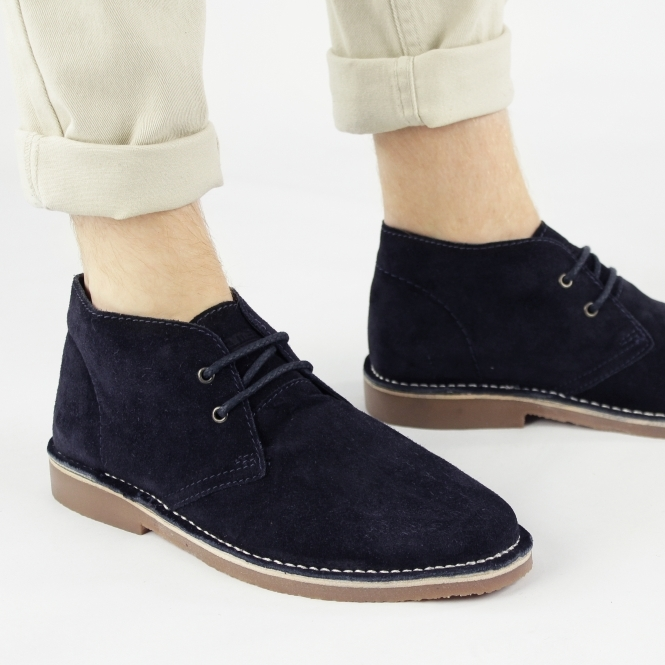 Roamers COLIN Mens Navy