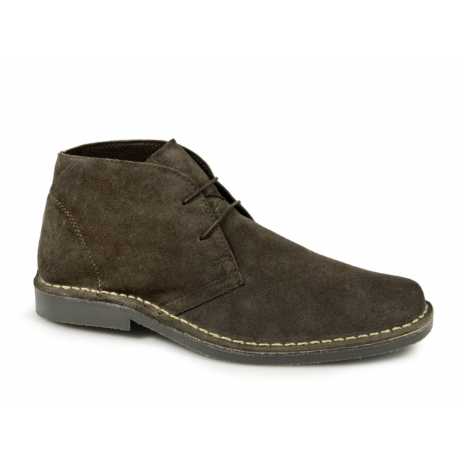 Roamers JIM Mens Dark Brown